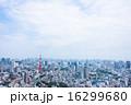 梅雨空の東京 16299680