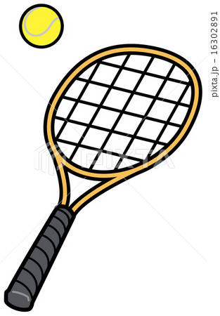 テニス 16302891