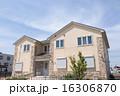 戸建て住宅 イメージ タイル調サイディングのお洒落な家 16306870