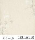 和の背景-紙-笹 16310115