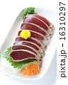 鰹のたたき 鰹 魚料理の写真 16310297