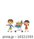 買い物 16321593