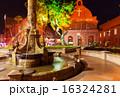 広場 正方形 スクエアの写真 16324281