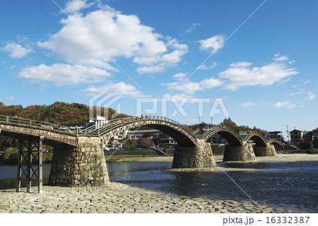 錦帯橋 16332387