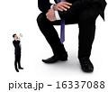 ビジネス 男性 メガホンの写真 16337088