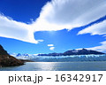 ペリトモレノ氷河 景色 氷河の写真 16342917