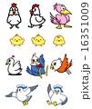 鳥いろいろ 16351009