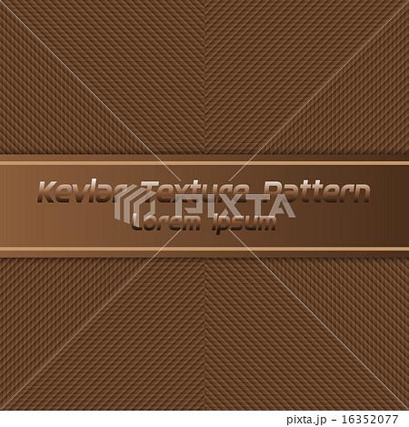 Carbon kevlar Texture Pattern. Vector Illustrationのイラスト素材 [16352077] - PIXTA