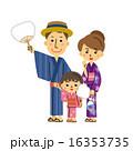 家族でお祭り 16353735
