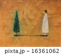 共生〜人と木 TreeWoman 16361062
