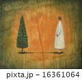 共生〜人と木 TreeWoman 16361064
