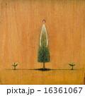 共生〜人と木 TreeWoman 16361067