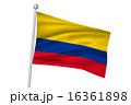 国旗 コロンビア ベクターのイラスト 16361898