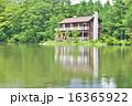 塩沢湖 軽井沢タリアセン 睡鳩荘の写真 16365922