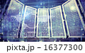 データセンター デジタル バイナリーのイラスト 16377300