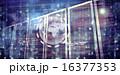 デジタル CG コンピューターグラフィックのイラスト 16377353