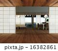 空間 部屋 インテリアのイラスト 16382861