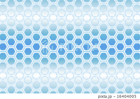 正六角形,ハニカム構造,網状,網目状,網の目,編み目状,フェンス,ワイヤーネット,金網,金属ネット, 16404005