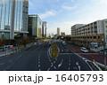 豊洲の晴海通り 16405793