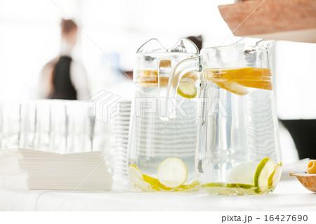 summer lemonadeの写真素材 [16427690] - PIXTA
