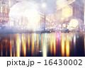 都市 あかり 街の写真 16430002