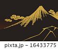 富嶽三十六景 山下白雨(黒) 16433775