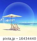 Travel Beach Summer Landscape Pacific Ocean Concept 16434440