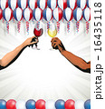 Bastille Day (Balloons and wine) 16435118