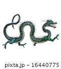 辰 干支 ドラゴンのイラスト 16440775