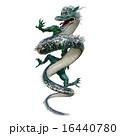 辰 昇竜 干支のイラスト 16440780