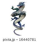 昇竜 辰 干支のイラスト 16440781