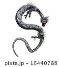 辰 昇竜 干支のイラスト 16440788