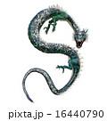 辰 昇竜 干支のイラスト 16440790