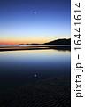 夕景 新舞子浜 夕方の写真 16441614