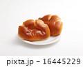 クリームパン2個 16445229