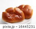 クリームパン2個 16445231
