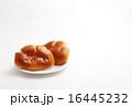クリームパン2個 16445232