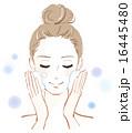 洗顔のイメージ 16445480