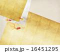 和紙 背景 和柄のイラスト 16451295