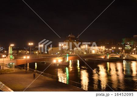 幣舞橋公園の夜景 16452095