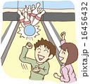 趣味 ボウリング ベクターのイラスト 16456432