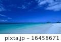 オアフ島 青空 ハワイの写真 16458671