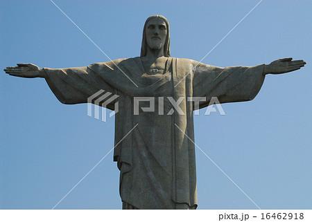 ブラジル リオ・デ・ジャネイロ コルコバードの丘 キリスト像 16462918