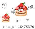 いちご イチゴ 苺のイラスト 16475370