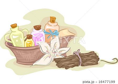 Essential Oil Basket 16477199