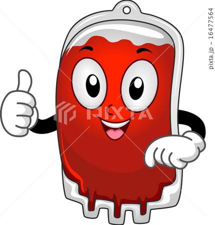 Mascot Blood Bag 16477564