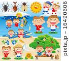 子供 夏休み 16490606