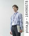 ノートパソコン クリエーター ビジネスマンの写真 16496078