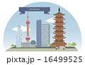 Shanghai, China 16499525