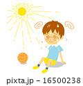 熱中症 スポーツ 子供 16500238
